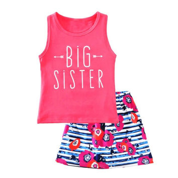 Daisy Lyn Big Sister Outfit
