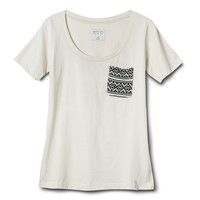 Women's Pocket Tee | TOMS