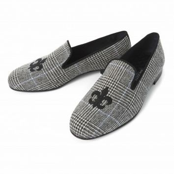 Prince of Wales Pattern Slippers - Shoes & Flip Flops - Shop by product - Accessories | Hackett