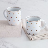 Love is Love Mug (Set of 2)