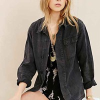 Urban Renewal Vintage German Shirt Jacket-