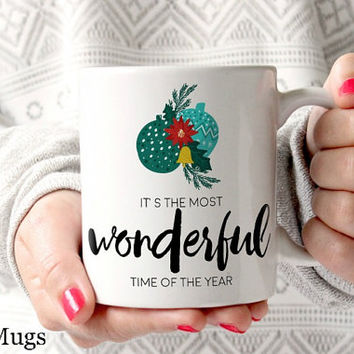 Christmas Coffee Mugs, Christmas Gifts, Coffee Mugs With Sayings, Coffee Mugs With Quotes, Xmas Gifts, Tea Mugs, Coffee Mugs for Her (C511)