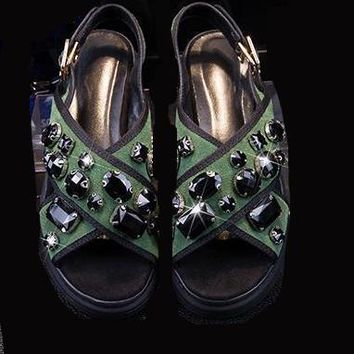 Diamond Rock Sandal