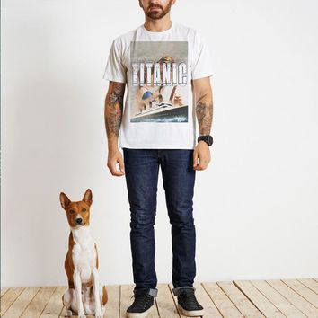 Men's Fashion Short Sleeve T-shirts [441386729501]