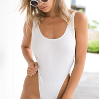 SAHARA ONE PIECE (WHITE)