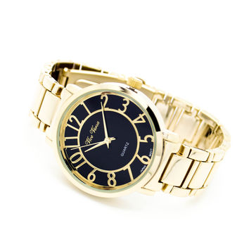 Numbers metal watch (3 colors)