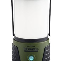 ThermaCELL Mosquito Repellent Pest Control Outdoor and Camping Lantern, Olive Green