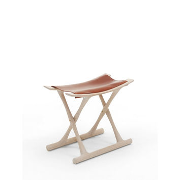 Ole Wanscher Egyptian Folding Stool
