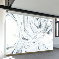 Traditional Marble Wall Mural