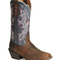 Justin Stampede Punchy Cowgirl Boots - Sheplers