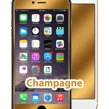 iPhone 6/6s Champagne Gold GlassShield Luxury Screen Protection