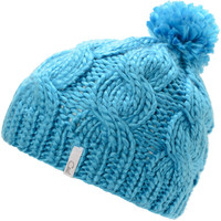 Coal Girls Rosa Bright Blue Pom Beanie at Zumiez : PDP