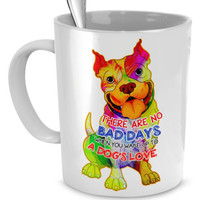 pitbull pit bull mugs coffee  home decal tea art Dishwasher&Microwave Safe beer mugen