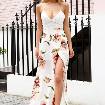 Lexi Simple Maxi Dress