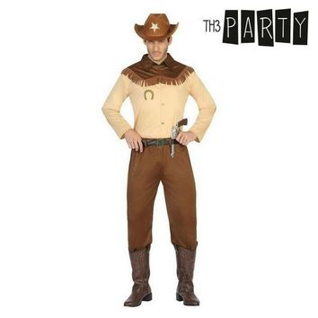 Costume for Adults Th3 Party Cowboy