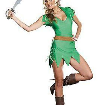 Adult Sexy Peter Pan Costume