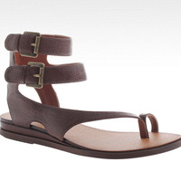 Madeline Girl Alton New Brown Gladiator Sandals