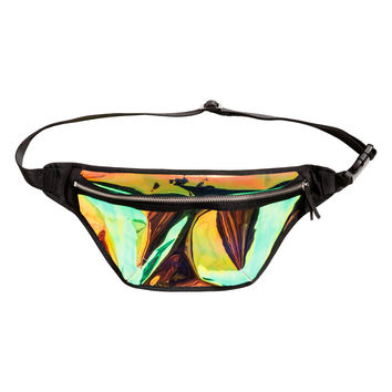 Shimmering Waist Bag - from H&M