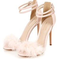 REESE Feather Shoe - Topshop