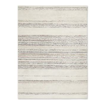 Roar + Rabbit Horizon Stripe Rug - Ivory