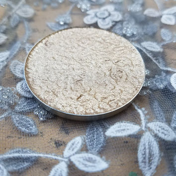 Honey - Tan-Beige Pressed Highlighter, 44mm pan, Mineral Highlighter, Mineral Makeup