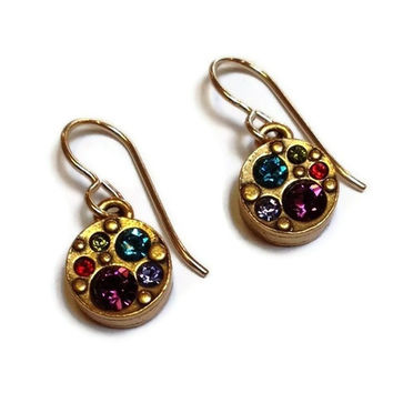 Patricia Locke Jewelry - Twister Earrings in Joy