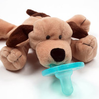 Pacifiers - Brown Puppy