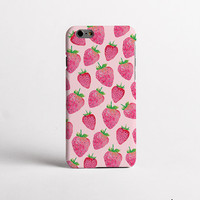 STRAWBERRY phone case design for iPhone Cases, HTC Cases, Samsung Cases, Blackberry Cases, Sony Cases and Nokia Cases