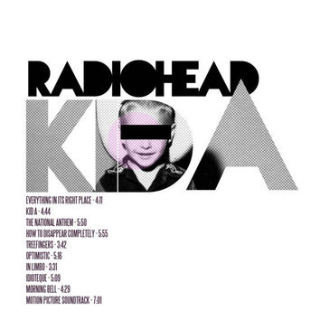 Kid A  Radiohead / Album Cover Art LP Poster Paper or by Sixteen9