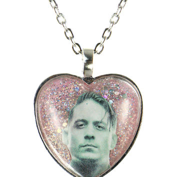 G EAZY GLITTER NECKLACE - Default Title