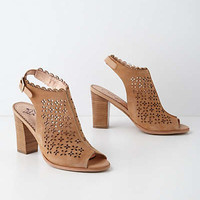 Anthropologie - Baka Cut Slingbacks