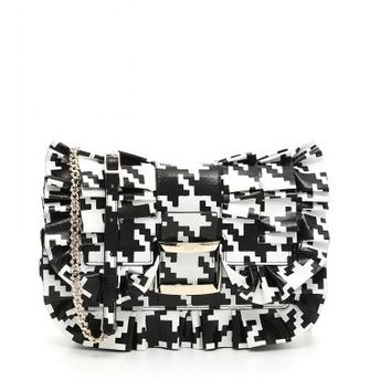Roger Vivier Viv Micro Frilly Bag - Talent