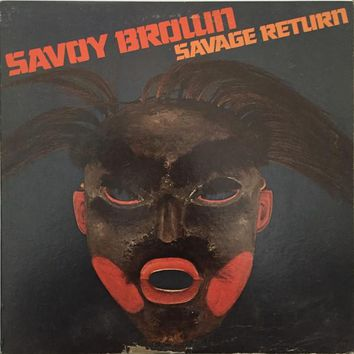 Savage Return - Savoy Brown, LP (Pre-Owned)