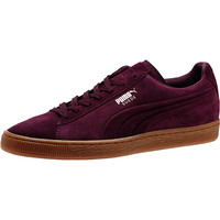 Suede Emboss Men's Sneakers - US