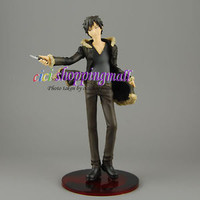 8.5''  Durarara Orihara Izaya 1/8 Scale painted action Figure New Loose Gift