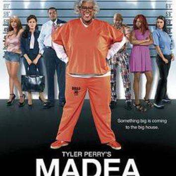 Tyler Perry's Madea Goes to Jail: Tyler Perry: 031398110262: