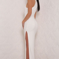 Lyssa Dress White