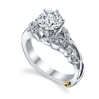 Mark Schneider Adore 1.09cttw diamond engagement ring