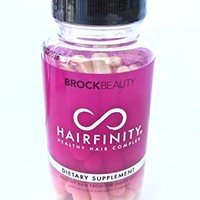 Amazon.com: Hairfinity Hair Vitamins - 60 capsules
