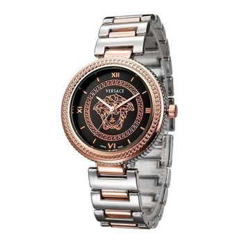 Versace Fashion Unisex Quartz Sport Watch Wrist Watch(6-Color) I