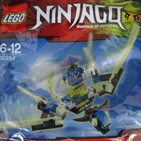 Lego 30294 Ninjago The Cowler Dragon Polybag