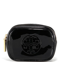 Patent Cosmetics Case, Small - Tory Burch