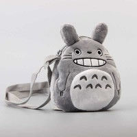 My Neighbor Totoro Plush Coin Purse Bag Kids