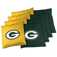 Green Bay Packers Tailgate Toss Beanbag Set (Pkr Team)