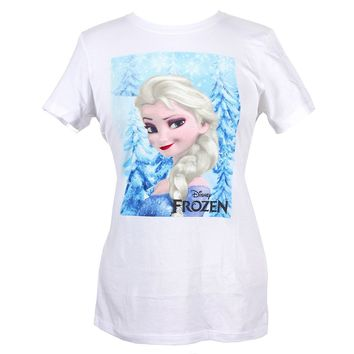 Disney Frozen Elsa Girls T-Shirt