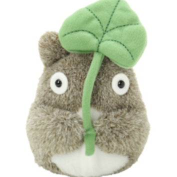 "Studio Ghibli My Neighbor Totoro 6"" Leaf Totoro Plush"