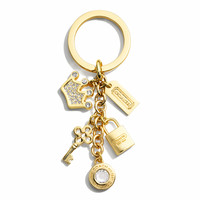 crown multi mix key ring