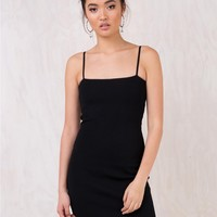 Manor House Black Mini Dress