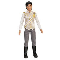 Tangled Ever After Flynn Rider Doll -- 12'' H
