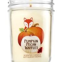Medium Candle Pumpkin Pecan Waffles
